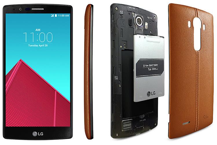 lg  g5  未见踪影官方 手机 壳就先问世了
