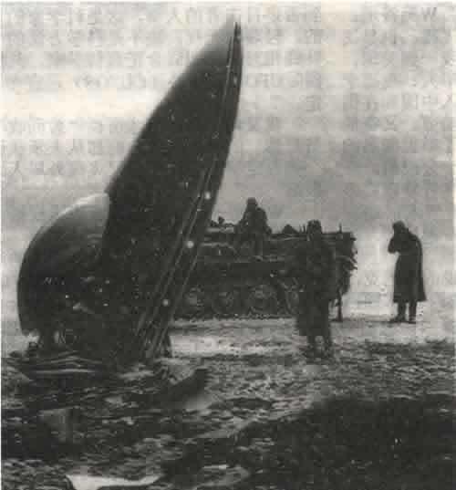 中国战机击落3架UFO获得绝密技术 美慌神