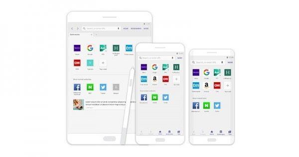 6.0新特:新版浏览器和跨应用