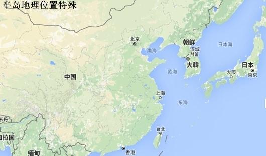 美国磨刀霍霍只意在朝鲜?