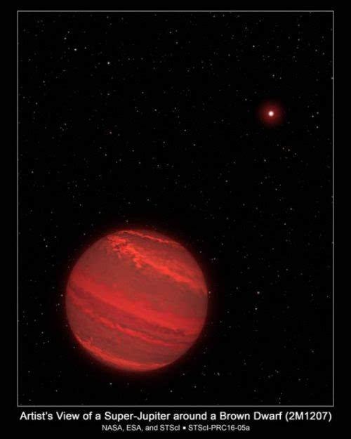哈勃望远镜首测系外行星自转周期:10小时转一圈
