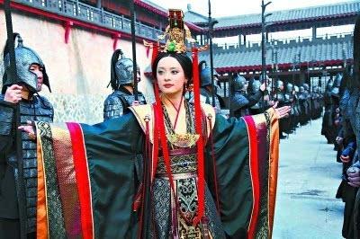 涯和爱情故事,秦国和楚国的服饰特点,秦国王室图片
