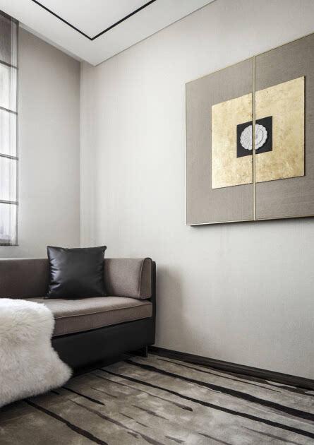 新中式设计风格 细线条空间 -新中式:newzhongshi.com