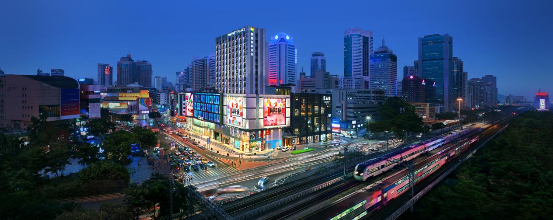 投资12亿元的红星美凯龙世博家居广场均已开业