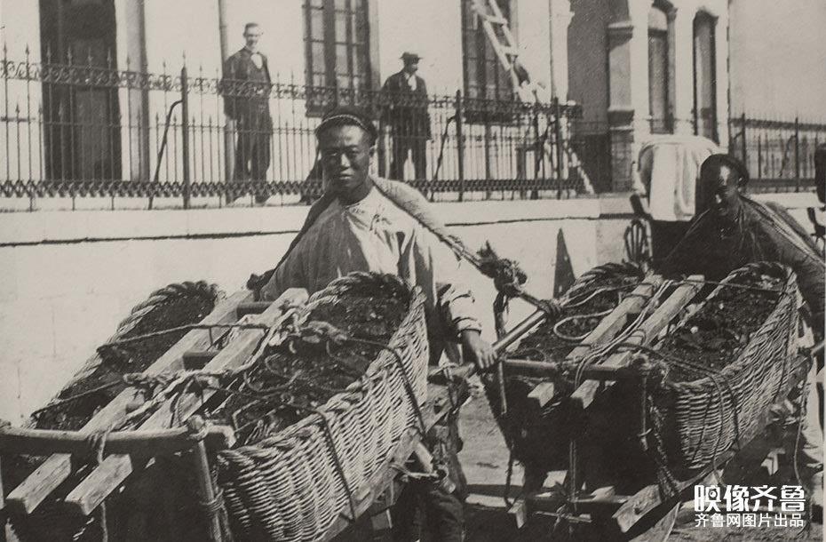 1900年代贝莫博士镜头下的青岛