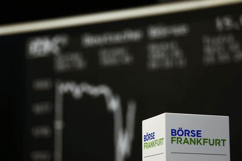 德国股市上涨 截至收盘DAX 30上涨1.95