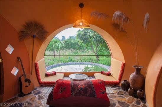卧室欧式穹顶效果图