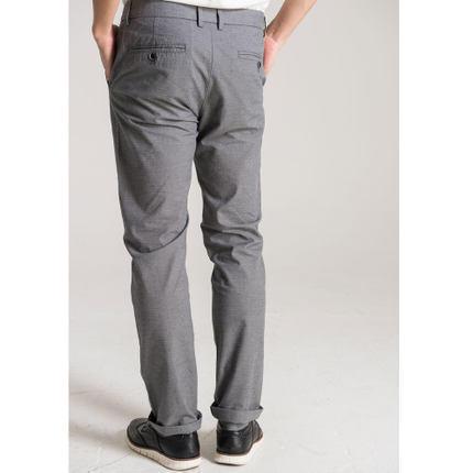 棉弹休闲裤!C&A菱格提花直筒长裤 CA200161455