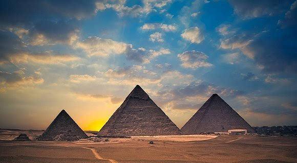 埃及不只有沙漠和金字塔,还有推倒凯撒大帝的艳后