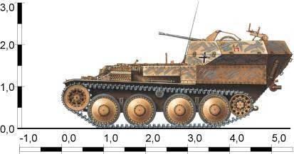 二战德军装备的各型坦克图片