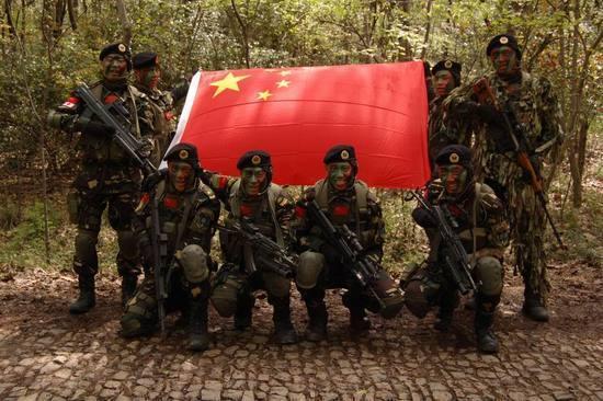 看完哭了:告诉你中国特种兵到底是啥