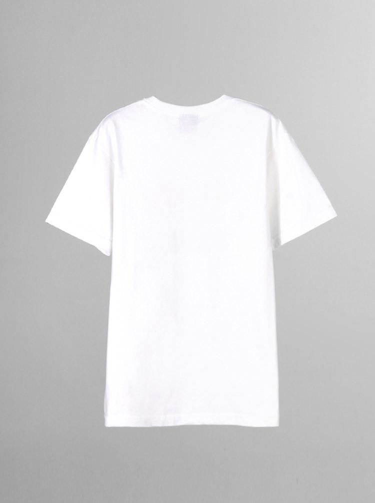 logo图案短袖t恤