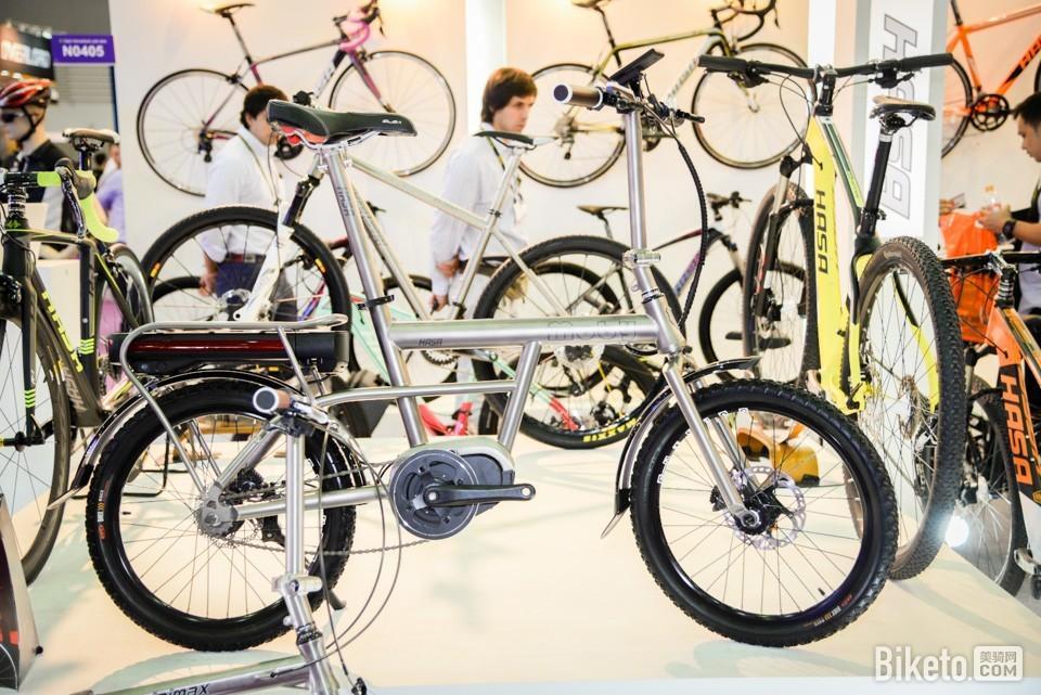 持续升温!2016台北国际自行车展第三天图片