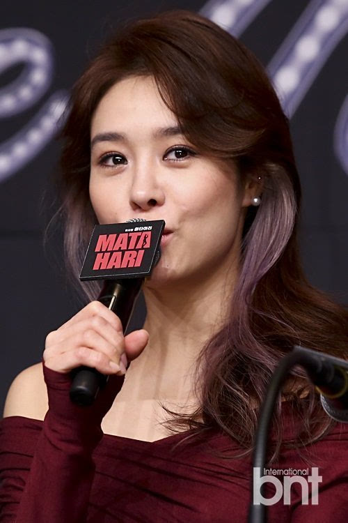 音乐剧《玛塔哈丽》韩国版在首尔中区奖忠