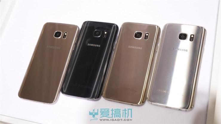 机皇再临 三星Galaxy S7 edge详细评测