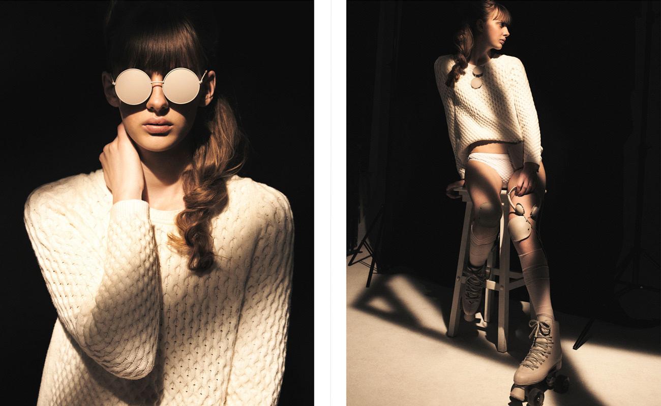商业摄影:时尚运动风