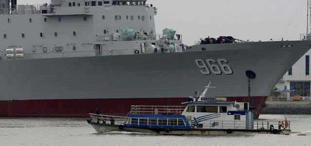 日美坐立不安:三大舰船助中国舰队出岛链行动透露重大