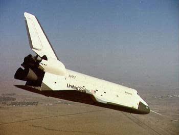 """为此nasa也将第一艘实用型航天飞机命名为""""哥伦比亚"""""""