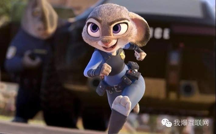 说到今年最火的电影,恐怕非迪士尼所出的《疯狂