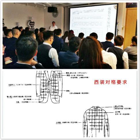 莎斯莱思服装版型结构讲解课堂 打造人人都是产品