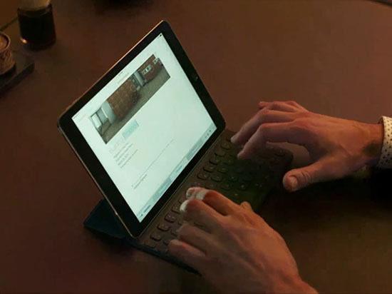 视频:完美瘦身苹果9.7英寸iPadPro手机宣传片官方小米915图片