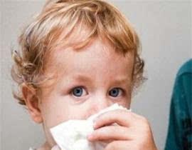 小孩子鼻炎的症状