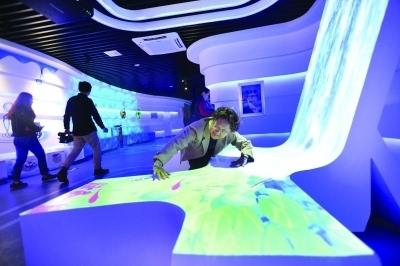 武汉节水科技馆二期开馆