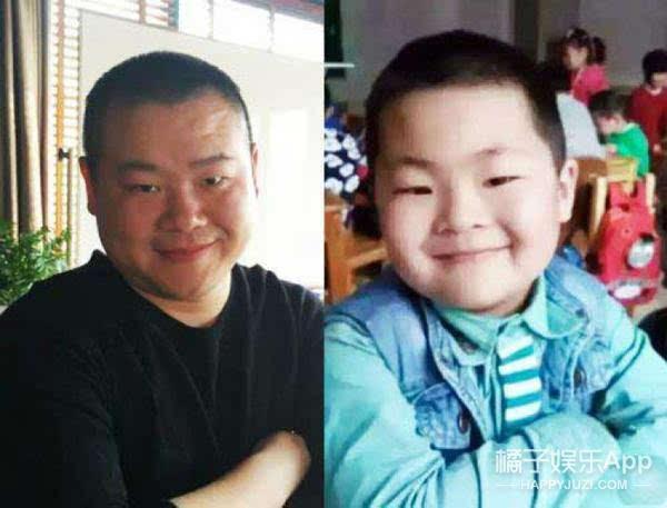 看了这些明星脸的孩子照片,我确定你们的脸绝对是复制粘贴的