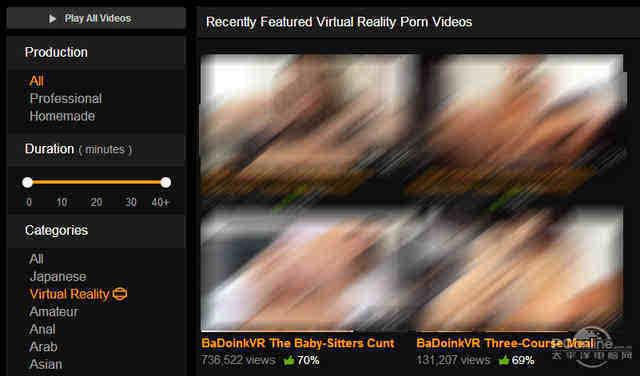 porn999_成人网站pornhub推出vr成人视频免费下载