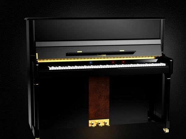 the one钢琴 发布 零基础也能弹钢琴
