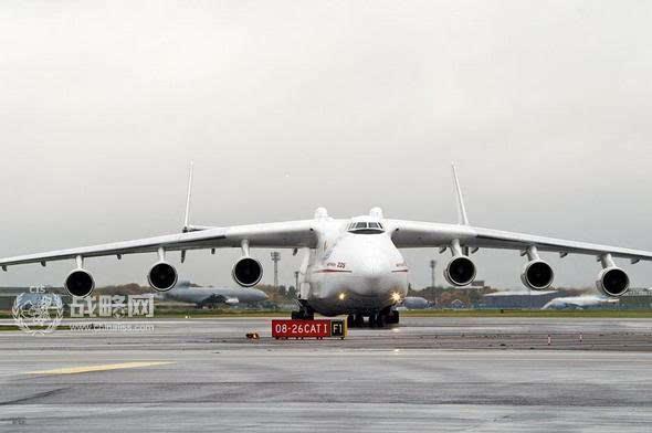 目前乌克兰有安东诺夫飞机场