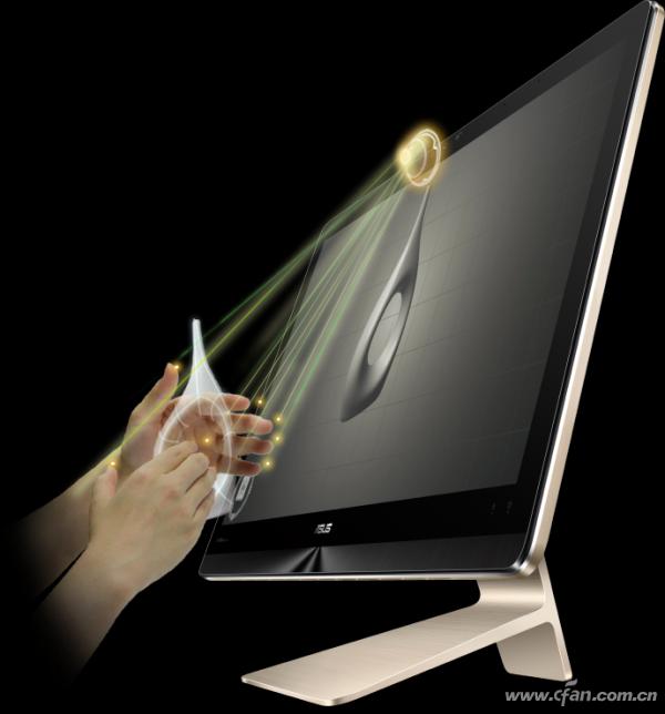 一体机的对决 华硕Zen AiO Pro PK戴尔灵越5459