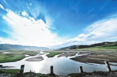 全面启动三江源国家公园体制试点工作.新华社发-三江源国家公园