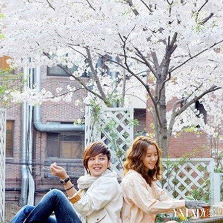 《爱情雨》掀韩剧狂潮 张根硕林允儿上演跨世恋