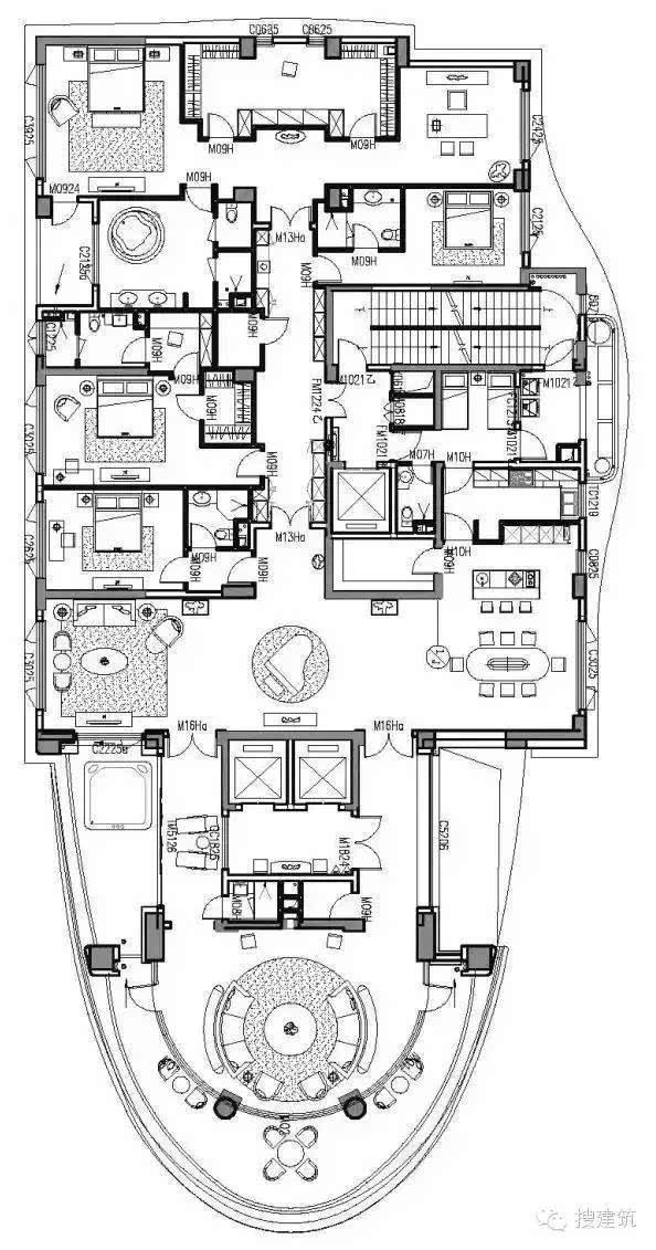 570 大平层豪宅