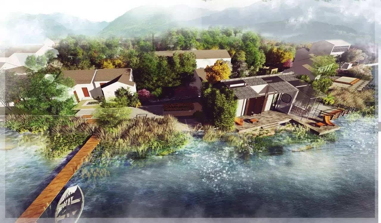 美丽乡村与半岛民宿设计大赛结果公示,快点看看名单有