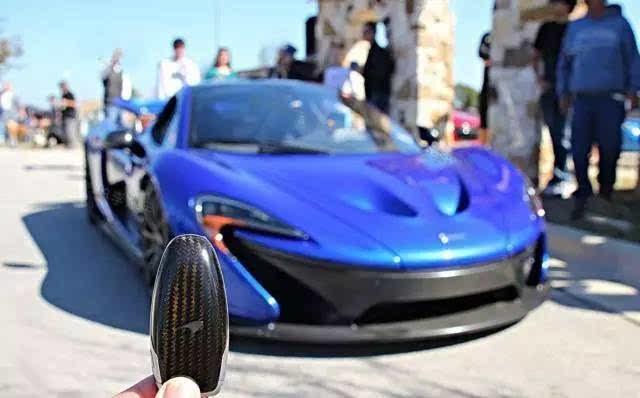 各种千万级超跑的车钥匙,莱肯超跑的你见过没有