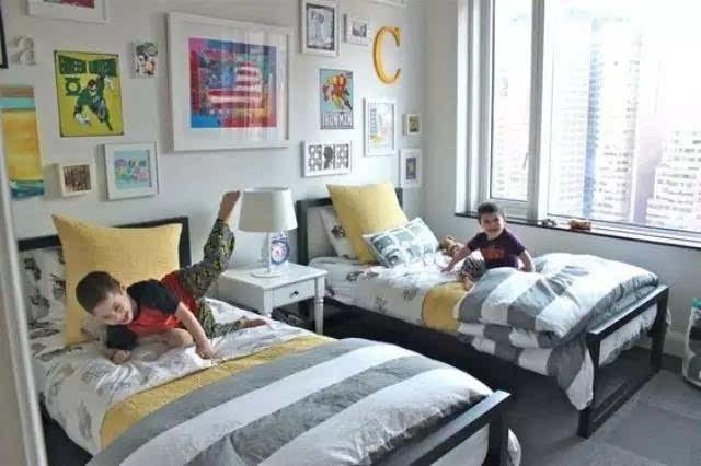 觉| 两个男孩的房间该什么样?