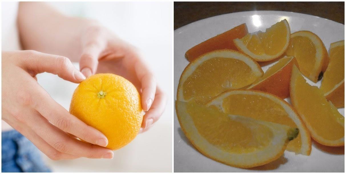 八瓣橙子动漫手绘