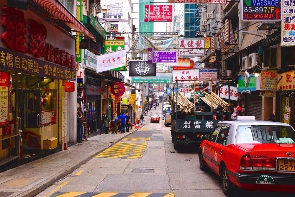 干货| 香港中环:我很老,我很潮,别说整个香港,单是我就能让你玩个够