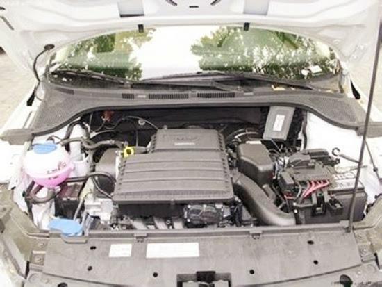 新捷达使用了全新的ea211系列发动机,以取代原来的ea113,其中1.