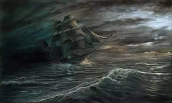 世界十大幽灵船 背后的诡异故事