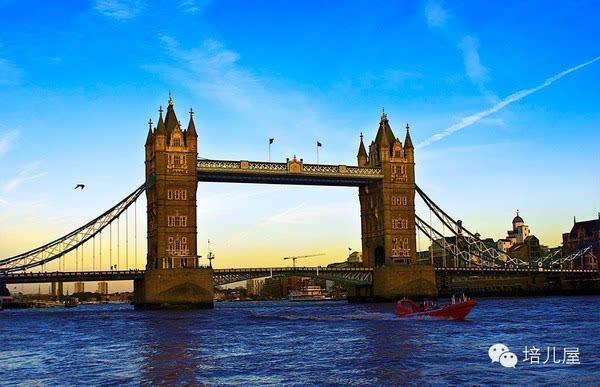 △ 英国伦敦桥