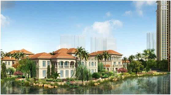 建筑风格变革性的继承闽南红砖民居与典雅欧式建筑