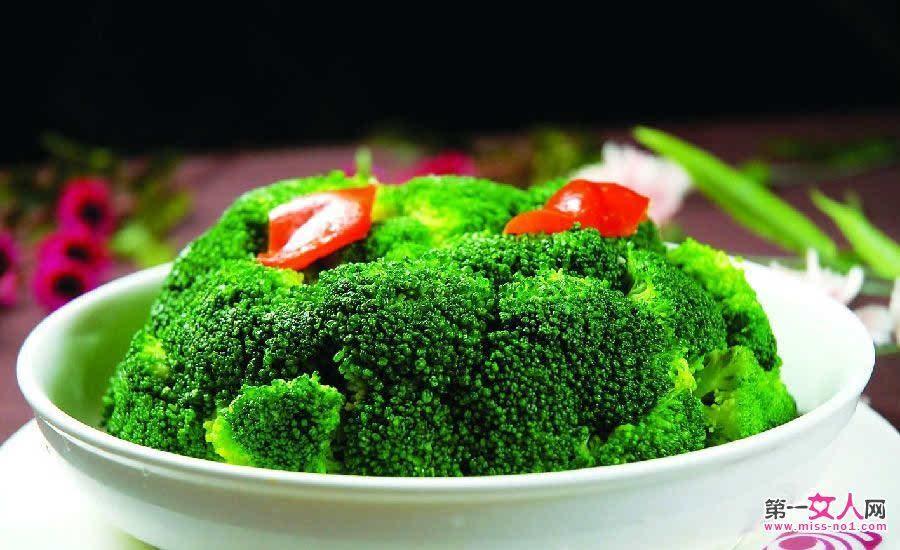 吃西兰花减肥不仅可以又美容(1)9多少应该减肥宫格瘦图片
