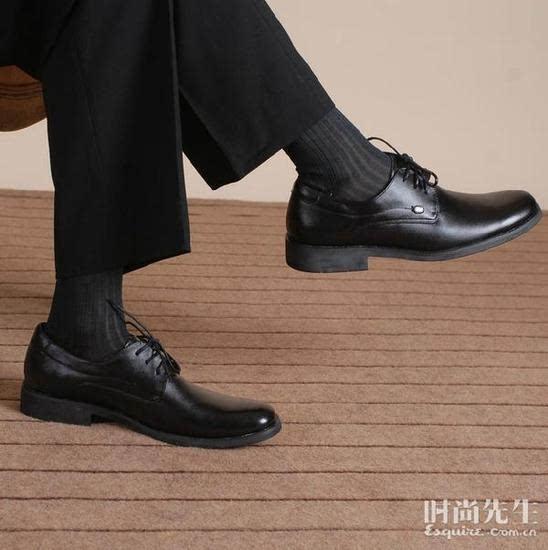 男士黑色丝袜