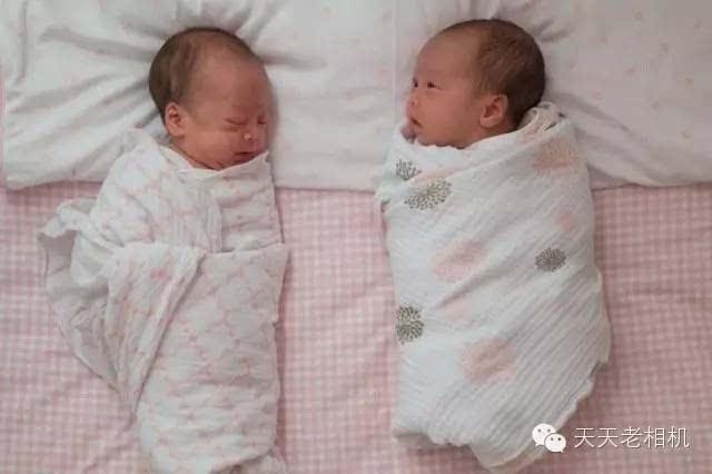 打造世上最可爱的双胞胎宝宝
