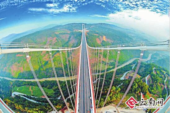 内第一,这些技术的应用对全国山区高速公路桥梁建设都会起到积极的