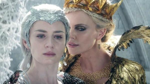 猎神 冬日之战 影评 分分钟Dior广告的即视感