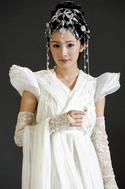 三生三世十里桃花刘亦菲白浅定妆照图片